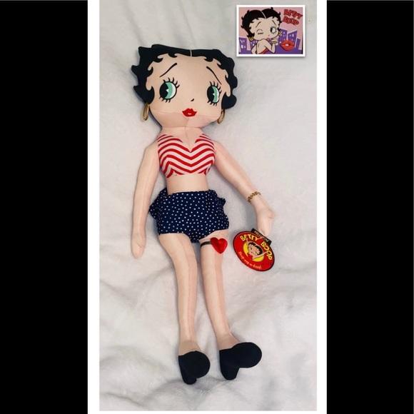 1999 Vintage Betty Boop Doll ! NWT